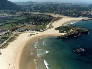 mejores playas cantabria noja