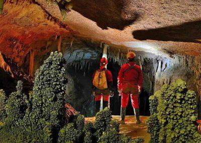 rutas pueblos con encanto valles ason soba cuevas aslto sason